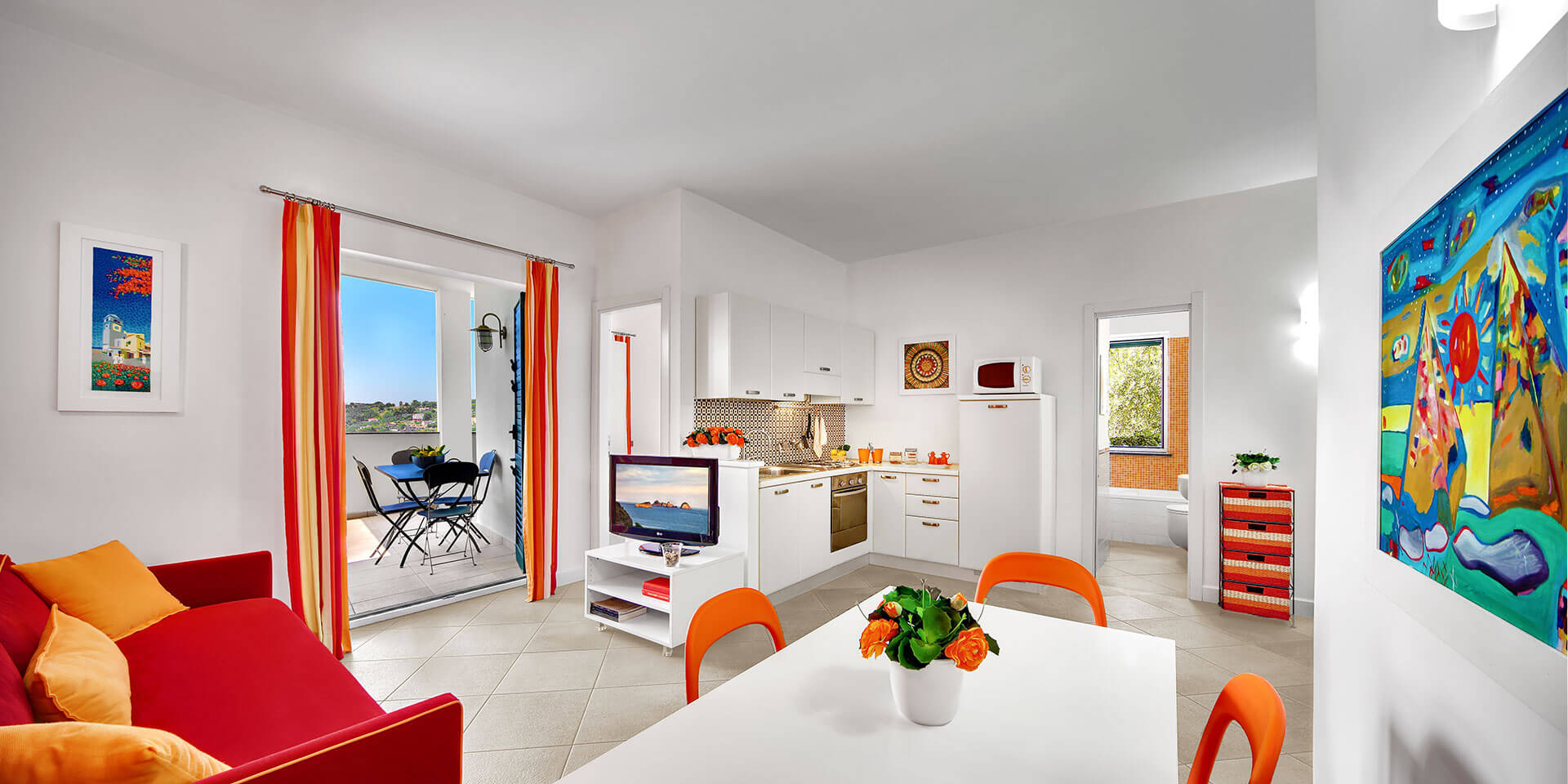 bright holiday apartment 6 pool terrace figaro